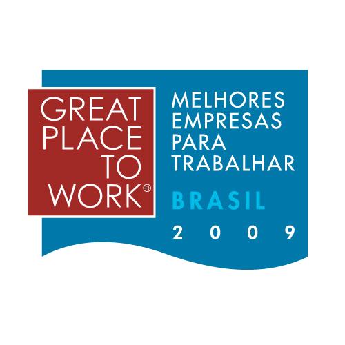 Tecnisa está entre as 100 Melhores Empresas Para Trabalhar, eleita por seus próprios funcionários.