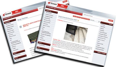 Tecnisawiki: a ferramenta de open innovation na Gestão do conhecimento da Tecnisa