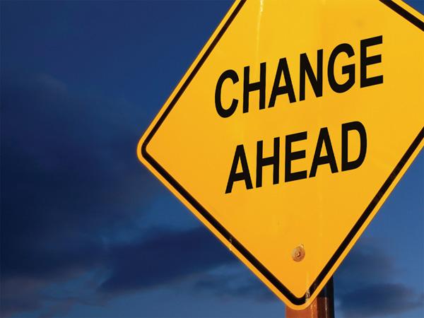 Dia de mudança