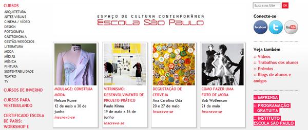 TECNISA fecha parceria com Escola São Paulo para workshop que dará estágio de 3 meses