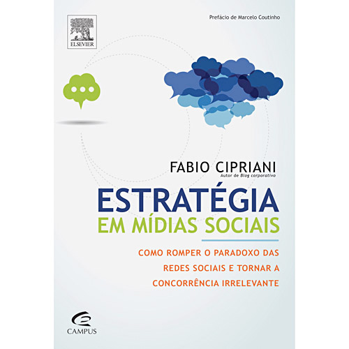 Tecnisa é destaque no livro de Fabio Cipriani, sobre estratégia em mídias sociais.