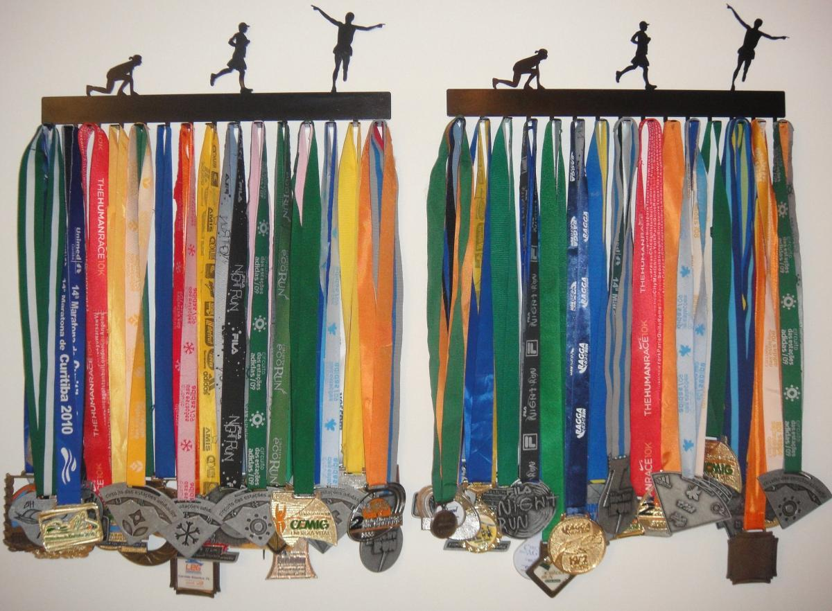 Decoração com medalhas: Corra e decore!