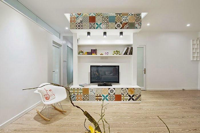 Azulejo em alta: como utilizar as lajotinhas pela casa toda!