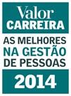TECNISA é a 2º colocada na Gestão de Pessoas 2014 segundo o Valor Econômico