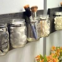 Faltou espaço no banheiro?  Encontramos algumas dicas para inspirar na organização.