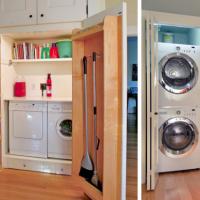 Mini lavanderia