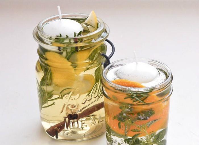 tutorial para elaborar aromatizadores caseiros com essencias frutas temperos e velas