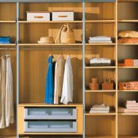 Closet embutido