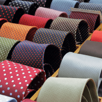 A gravata ideal