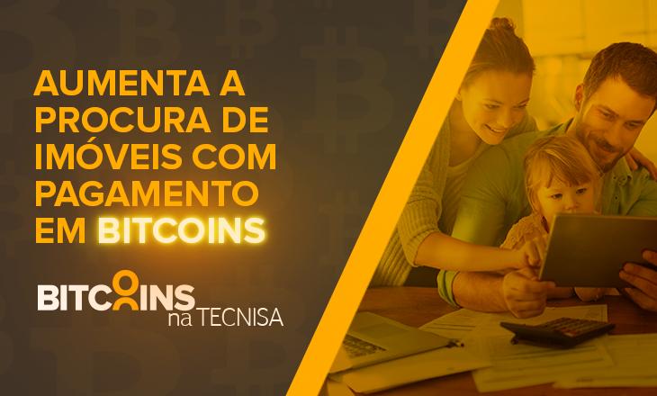 TECNISA é uma das primeiras empresas brasileiras a aceitar bitcoins