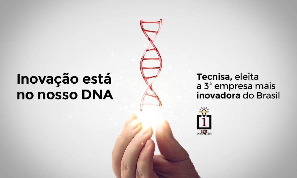 Tecnisa é premiada como uma das empresas mais inovadoras do Brasil