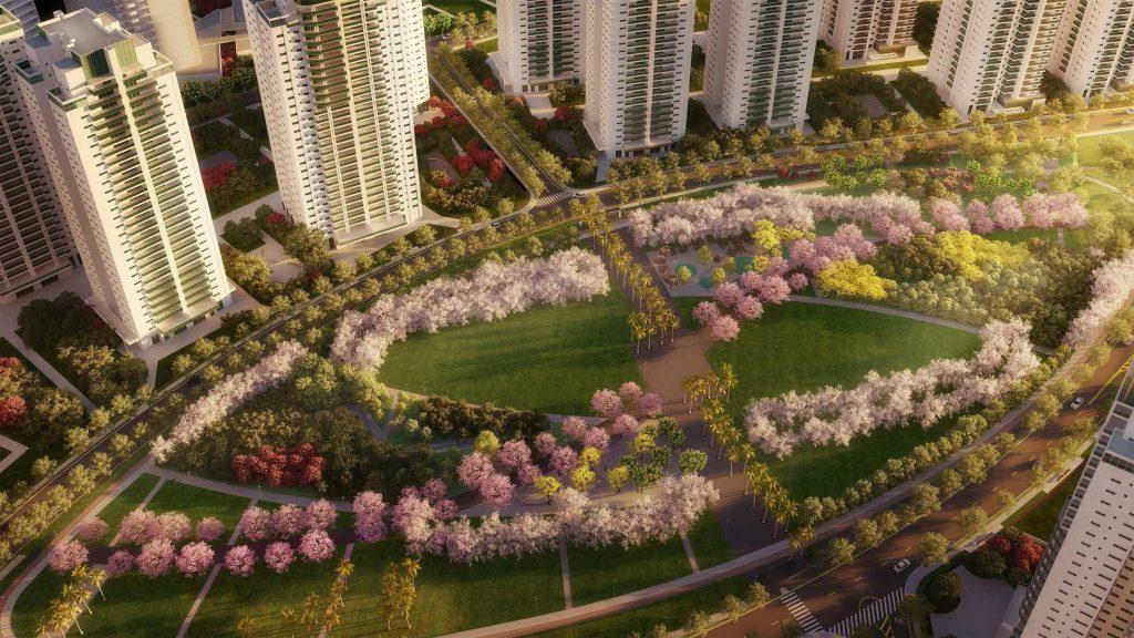 Parque Jardim das Perdizes é o primeiro parque acessível de São Paulo