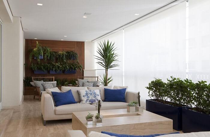 7 sugestões de jardim para varanda de apartamento