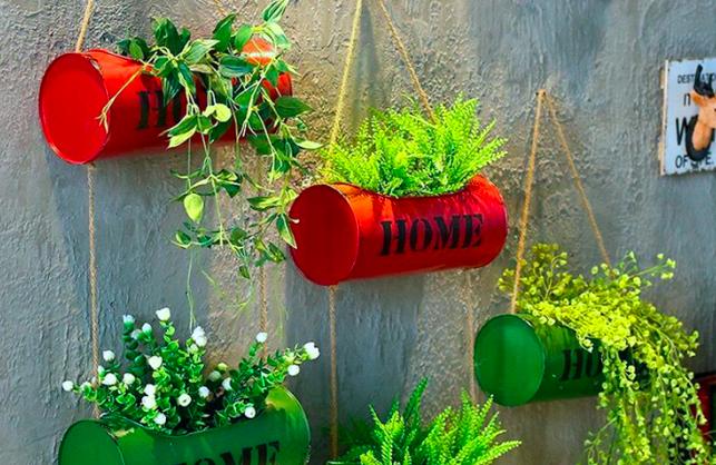 Floreiras & Jardineiras
