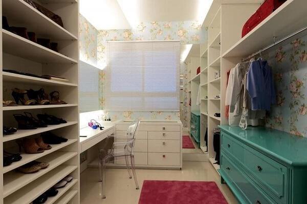 7 dicas de como ter um closet em seu quarto