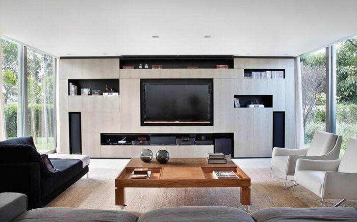 7 dicas de como utilizar um painel de TV