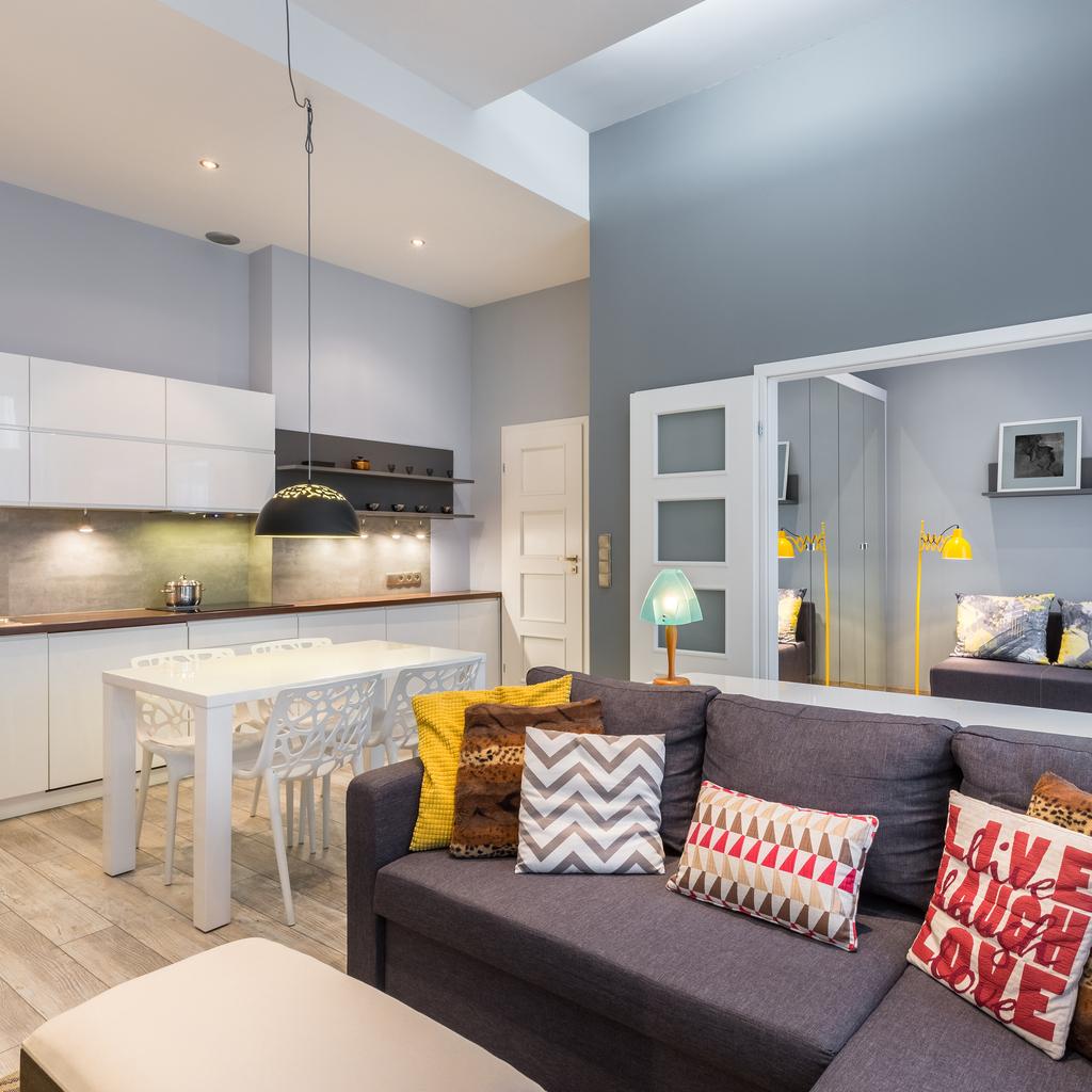 Dicas de decoraç u00e3o para apartamentos pequenos Blog Tecnisa # Decoração De Pequenos Apartamentos Fotos