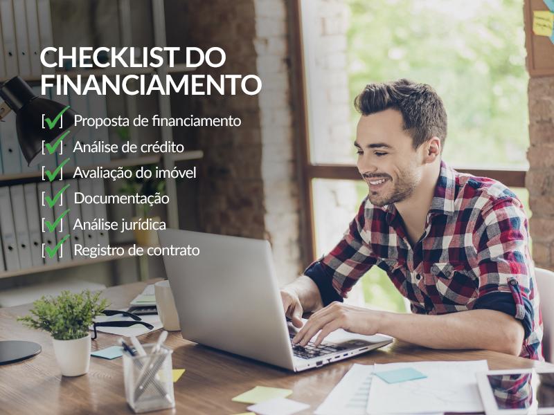Checklist do financiamento imobiliário