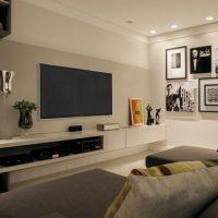 5 dicas sensacionais para decorar a sua sala com painel de TV