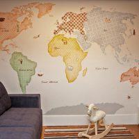 Revestimento em adesivo: mude radicalmente o visual da casa