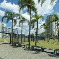 Parque Jardim das Perdizes: conforto, lazer e segurança