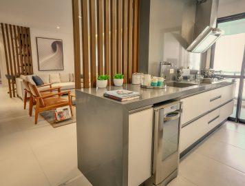 imagem de uma cozinha planejada
