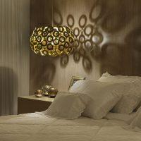 Use incríveis pendentes na decoração do seu quarto