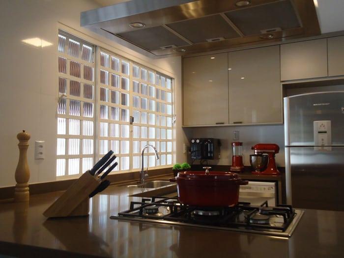 Fogão cooktop: opção clean e moderna para sua cozinha