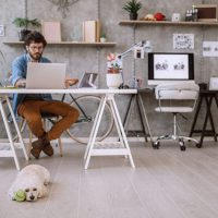 Como montar o seu home office e trabalhar de casa