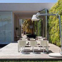 Diferentes modelos de Luminária de piso: a decoração de sua casa vai brilhar!