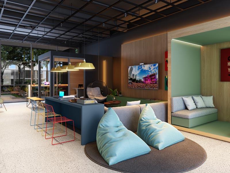 HOUX Pinheiros: um novo conceito para viver