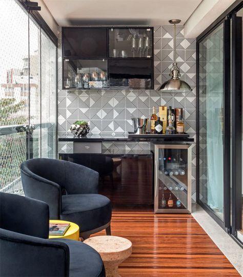Varanda Gourmet: como aproveitar melhor este espaço