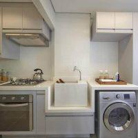 Lava e seca: as lavadoras que combinam a agitada vida moderna [e são lindas!]