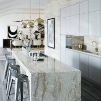 Armários de cozinha: exemplos de decoração para se inspirar