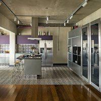 Arrase usando o estilo industrial em sua cozinha
