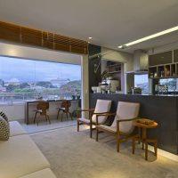 Cozinha americana: ideias para sua arquitetura e decoração