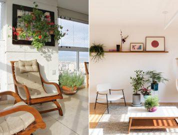 Dê vida aos ambientes da sua casa: use e abuse dos vasos ornamentais