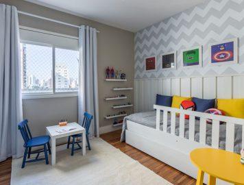 Como escolher os móveis perfeitos para o quarto das crianças