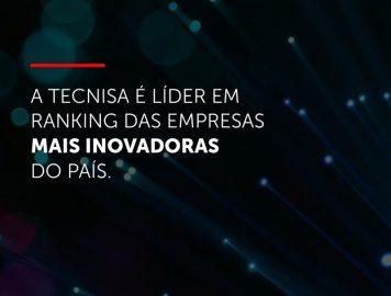 A TECNISA é vencedora do Prêmio Whow! de Inovação pela 1ª vez