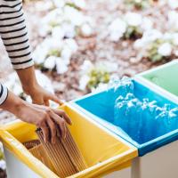 Como funciona a reciclagem criativa em condomínios